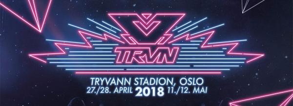 Landstreff Tryvann TRVN 2018